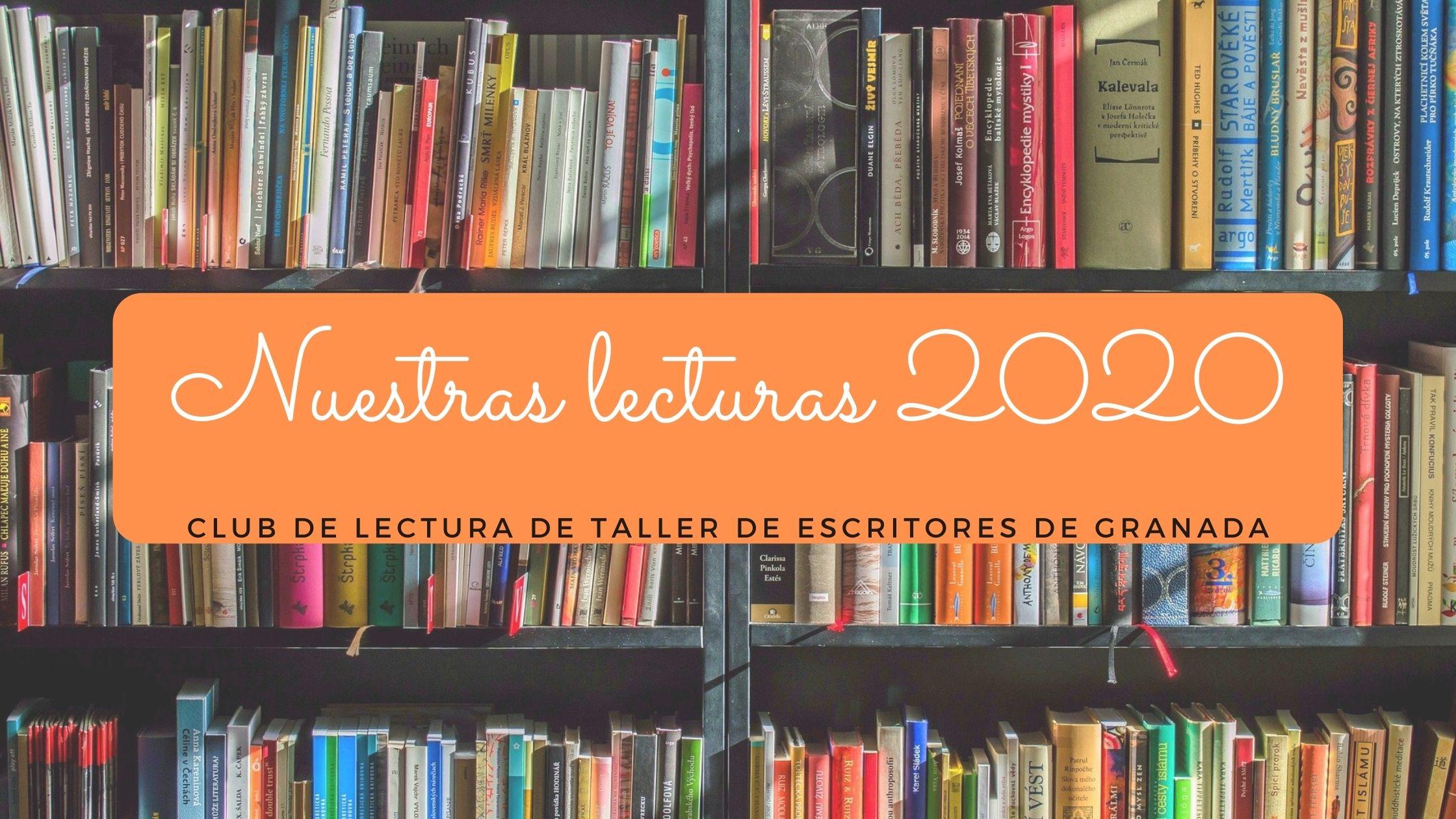 Lecturas Club de Lectura 2020