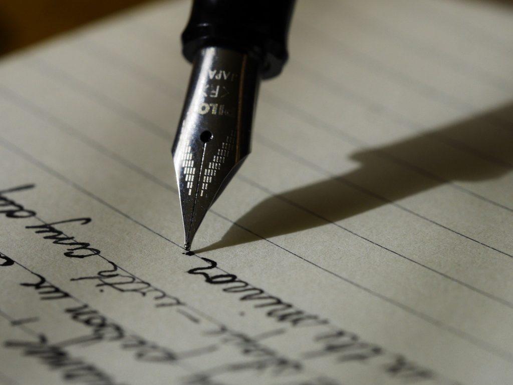 Escritura por tiempo